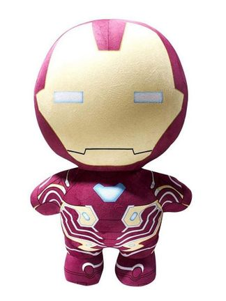Inflate-A-Heroes: Marvel Avengers - Iron Man Inflatable Standing Plush, 76cm