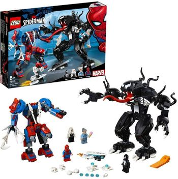 LEGO Marvel Spider-Man - Spider Mech vs Venom 76115
