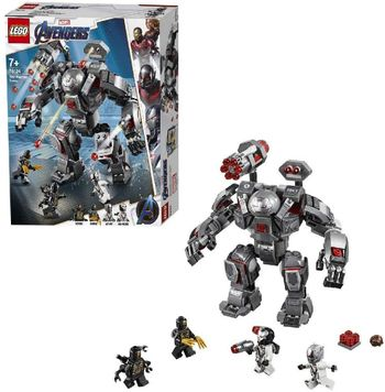 LEGO Marvel Avengers - War Machine Buster 76124