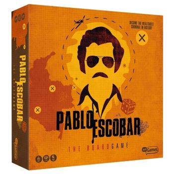 Pablo Escobar - The Board Game, 2-4 Players