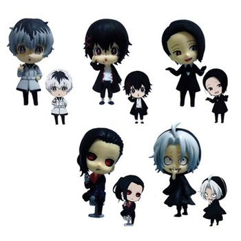 Tokyo Ghoul - Minifigures Gashapon Assortment