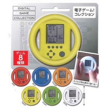 Nintendo - Mini Digital Games Gashapon Assortment