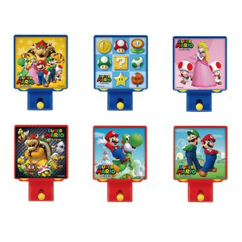 Super Mario - Mini Labyrinth Games Gashapon Assortment