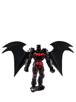 DC Comics Multiverse - Batman Hellbat Suit Action Figure, 20cm