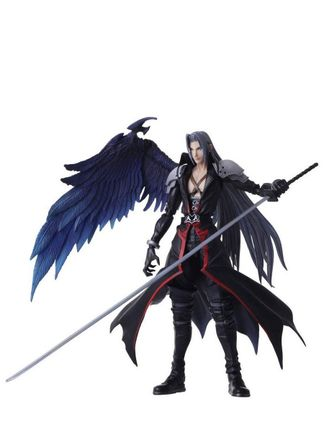 Bring Arts: Final Fantasy - Sephiroth Another Form Variant Action Figure, 18cm