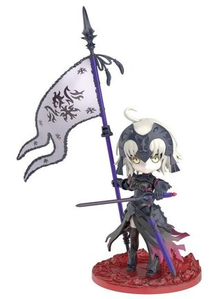 Petitrits: Fate/Grand Order - Avenger/Jeanne d'Arc (Alter) Plastic Model Kit