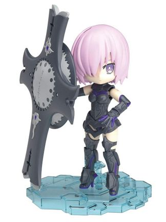 Petitrits: Fate/Grand Order - Shielder/Mash Kyrielight Plastic Model Kit