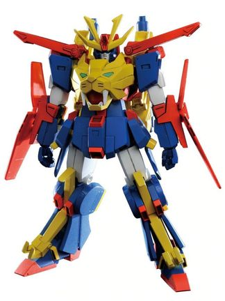 Gundam High Grade: Build Fighters - Gundam Tryon 3 Model Kit, 1:144 Scale