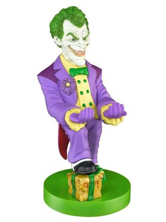 Cable Guys: DC Comics - Joker, Phone and Controller Holder incl. Micro USB Cable