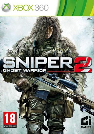 Xbox 360 Sniper Ghost Warrior 2 [USED] (Grade B)