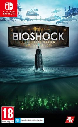 SWITCH Bioshock Collection
