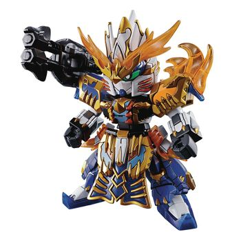 Gundam SD World: Sangoku Soketsuden - Taishi Ci Duel Gundam Model Kit