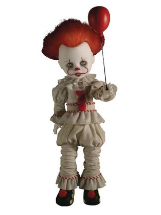 Living Dead Dolls: It - Pennywise Action Figure, 30cm