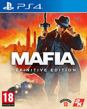 PS4 Mafia: Definitive Edition