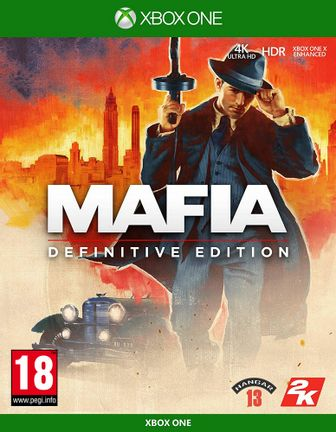 Xbox One Mafia: Definitive Edition