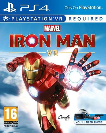 PS VR Marvel's Iron Man VR