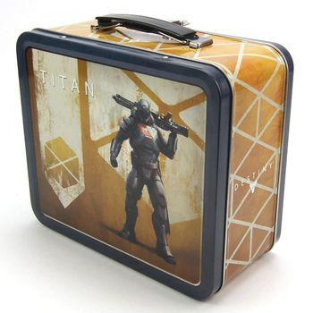 Destiny - Titan Tin Lunch Box