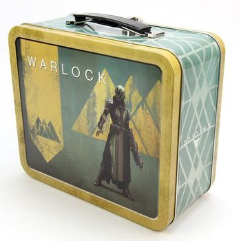 Destiny - Warlock Tin Lunch Box