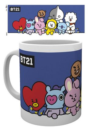BT21 - Group Mug, 300ml