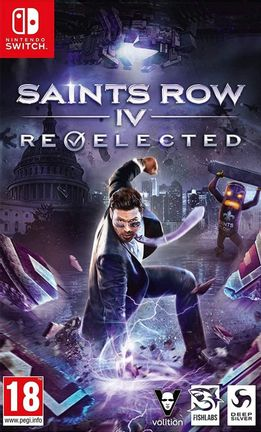 SWITCH Saints Row IV: Re-Elected