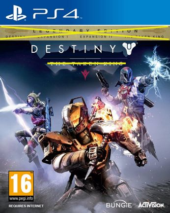 PS4 Destiny [USED] (Grade A)