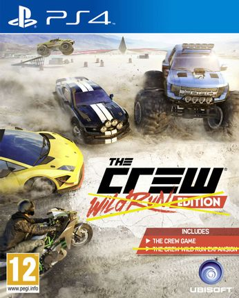 PS4 Crew [USED] (Grade A)