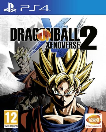 PS4 Dragon Ball Xenoverse 2 [USED] (Grade A)