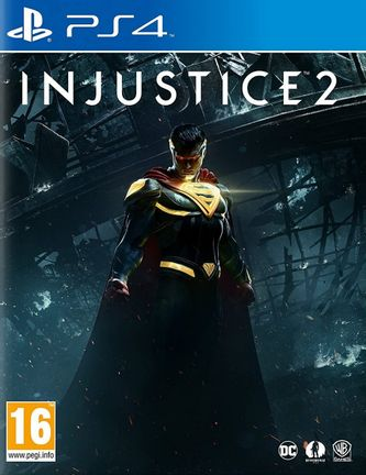 PS4 Injustice 2 [USED] (Grade A)
