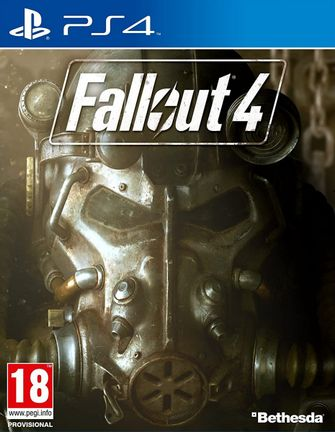 PS4 Fallout 4 [USED] (Grade A)