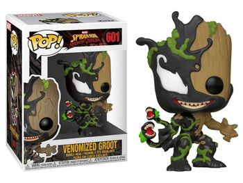 POP! Marvel: Spider-Man: Maximum Venom - Venomized Groot Vinyl Bobble-Head