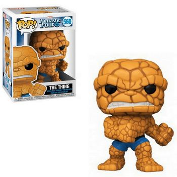 POP! Marvel: Fantastic Four - The Thing Vinyl Bobble-Head