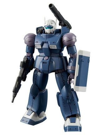 Gundam High Grade: Gundam the Origin - RCX-76-02 Guncannon First Type Model Kit, 1:144 Scale