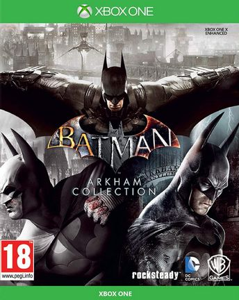 Xbox One Batman: Arkham Collection