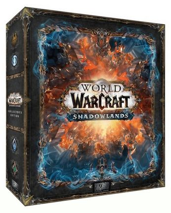 PC World of Warcraft: Shadowlands Epic Collector's Edition