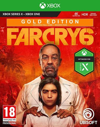 Xbox One Far Cry 6 Gold Edition incl. Season Pass