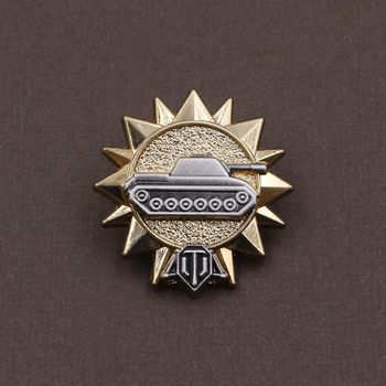 World of Tanks - Scout Limited Edition Pin Badge