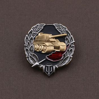 World of Tanks - Invader Limited Edition Pin Badge