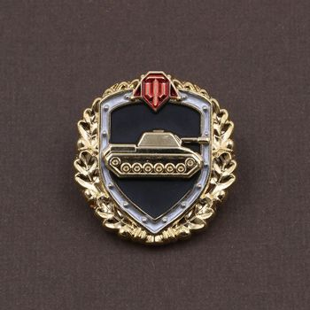 World of Tanks - Steel Wall Limited Edition Pin Badge