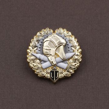 World of Tanks - War Genius Limited Edition Pin Badge
