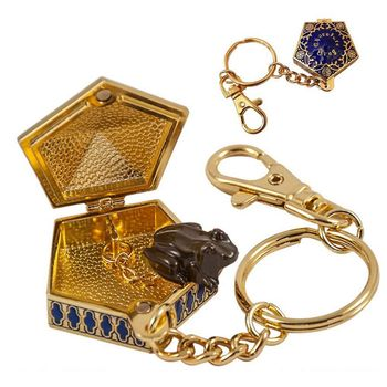 Harry Potter - Chocolate Frog 3D Keychain