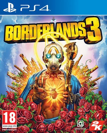 PS4 Borderlands 3 [USED] (Grade A)