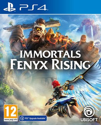 PS4 Gods & Monsters