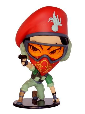 Ubi Collectibles: Six Collection - Alibi Chibi Figure, Series 5