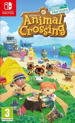 SWITCH Animal Crossing: New Horizons [USED] (Grade A)