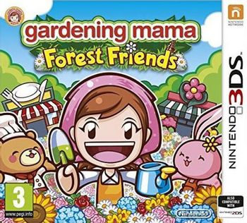 3DS Gardening Mama 2: Forest Friends