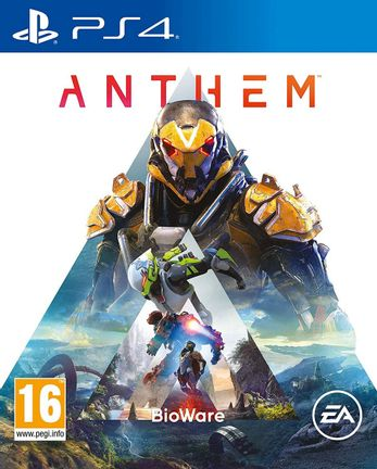 PS4 Anthem [USED] (Grade A)