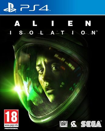 PS4 Alien: Isolation [USED] (Grade A)
