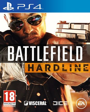 PS4 Battlefield Hardline [USED] (Grade A)