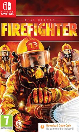 SWITCH Real Heroes: Firefighter - Digital Download