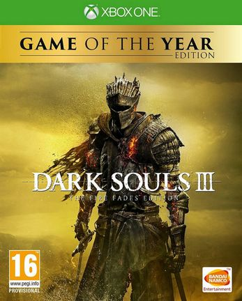 Xbox One Dark Souls III: The Fire Fades GOTY Edition [USED] (Grade A)